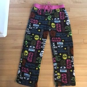Star Wars Pajama bottoms